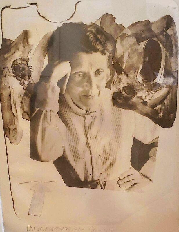 Robert Rauschenberg, 'Tanya', 1974, Print, Lithograph, G. W. Einstein Company, Inc
