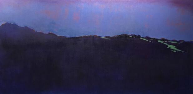 María José Concha, 'Geografia del color nocturno', 2016