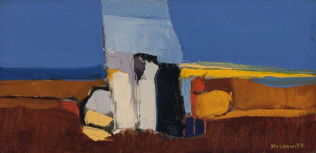 Robert Moskowitz, 'Untitled'