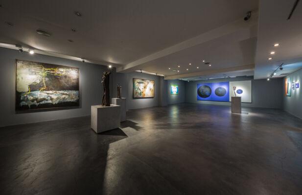 1960 - The Origin of Taiwan's Modern Art, installation view