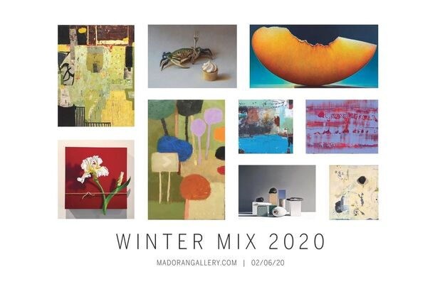 Winter Mix, installation view