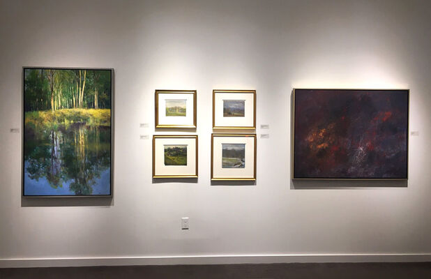 Summer Selections, installation view