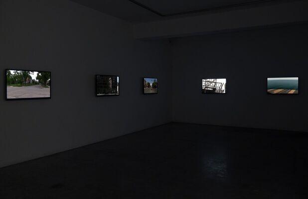 Overlap / Jan Tichy, installation view