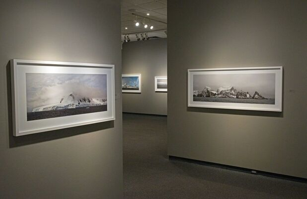 Antarctica, installation view