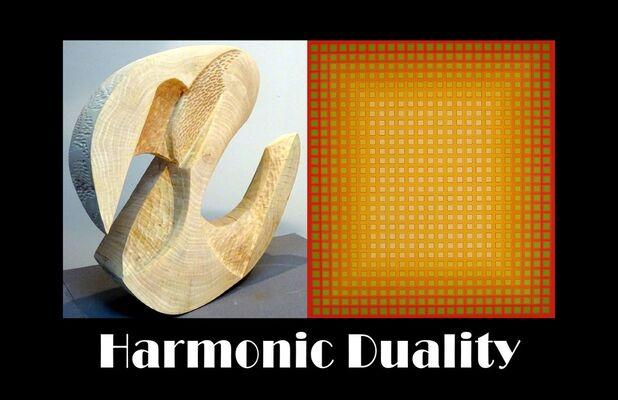 Harmonic Duality, installation view