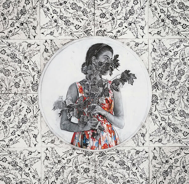 Elena Tsigaridou, 'The Signature', 2018