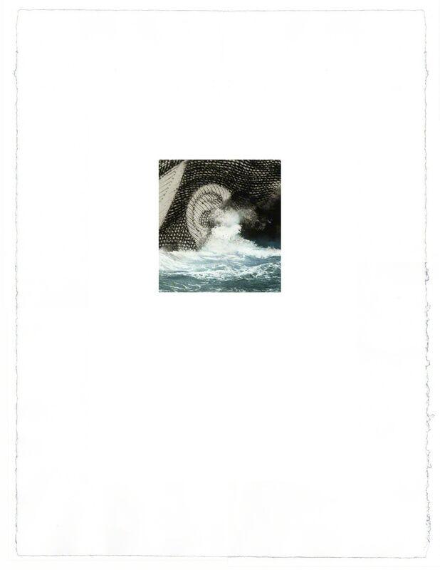 Dorothy Cross, 'Tear iv', 2009, Print, Intaglio, Stoney Road Press