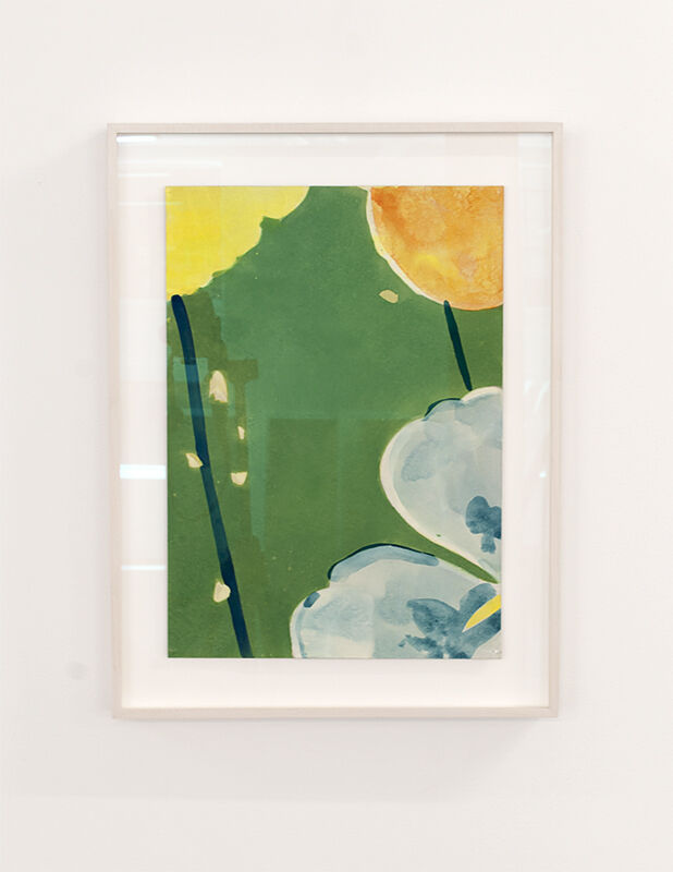 Tim Braden, 'Abstract Composition 112', 2014, Painting, Acrylic on card, RYAN LEE