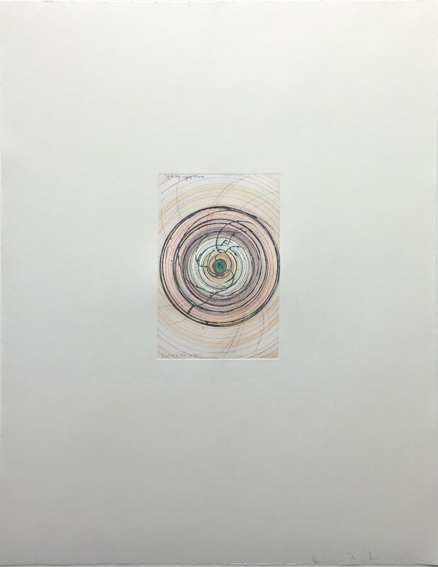 Damien Hirst, 'Spin me right round ', 2002, Print, Etching on 350gsm Hahnmuhle paper, DTR Modern Galleries