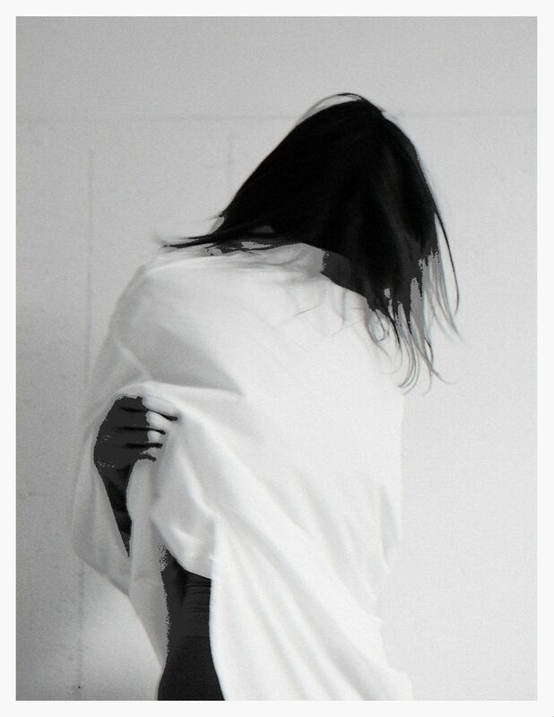 Maude Arsenault, 'Chantal retire sa robe - femme canevas', 2018, Photography, Inkjet prints, The Print Atelier