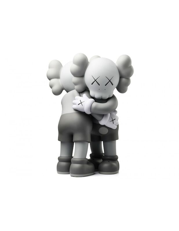 KAWS, 'Together Grey', 2018, Sculpture, Vinyl, Gallery Red