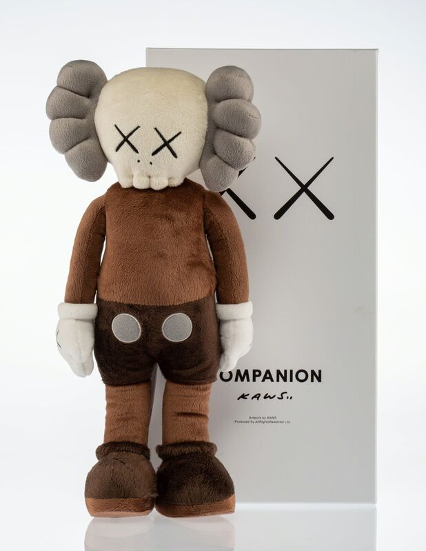 KAWS, 'Clean Slate', 2015, Other, Polyester plush toy, Heritage Auctions