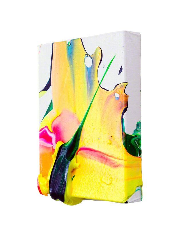 Yago Hortal, 'SP52', 2014, Painting, Acrylic on canvas, River