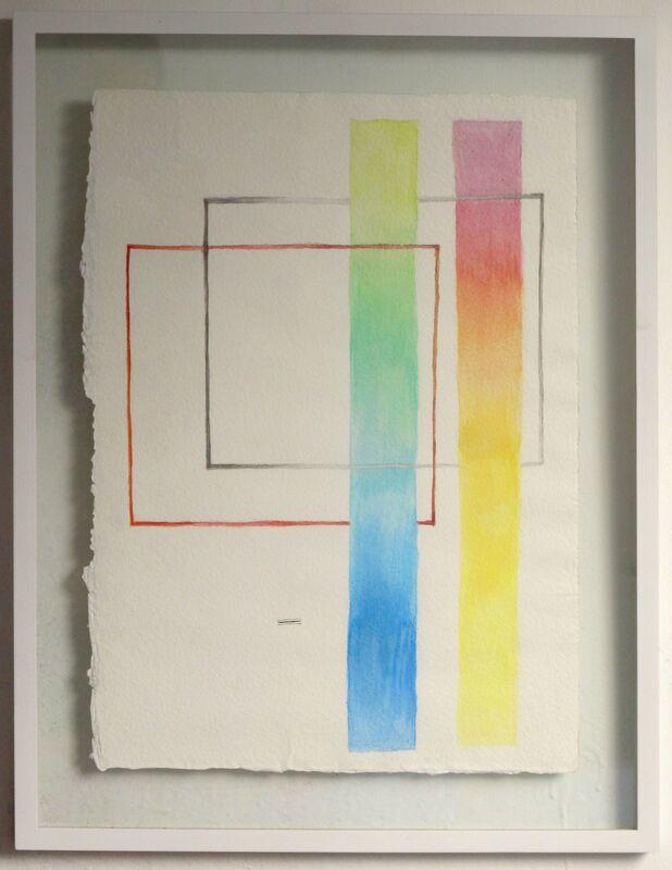 Valentino Sibadon, 'Untitled', 2014, Drawing, Collage or other Work on Paper, Watercolor, Galería Lucia de la Puente