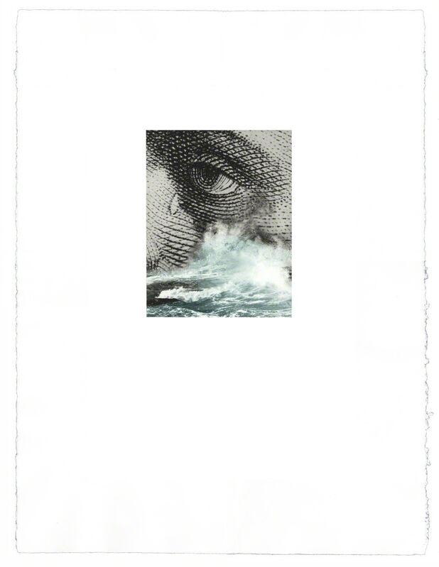 Dorothy Cross, 'Tear v', 2009, Print, Intaglio, Stoney Road Press