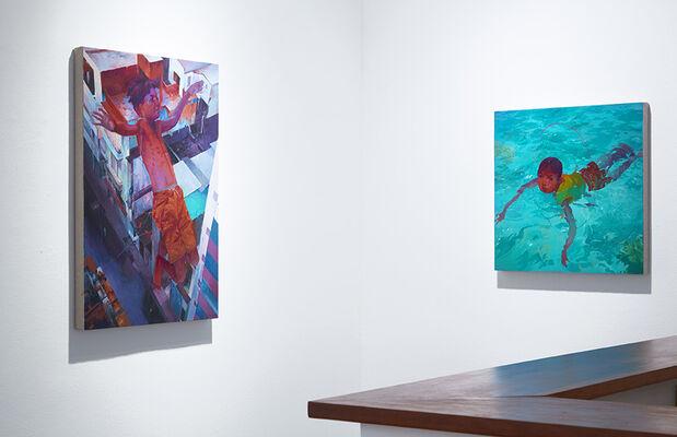 Andrew Hem - Mountain Full, installation view