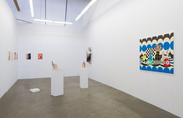 Liquid Dreams, installation view