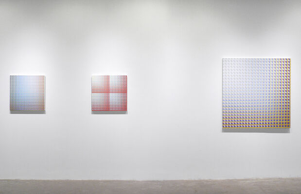 Rob de Oude: Light of Day, installation view