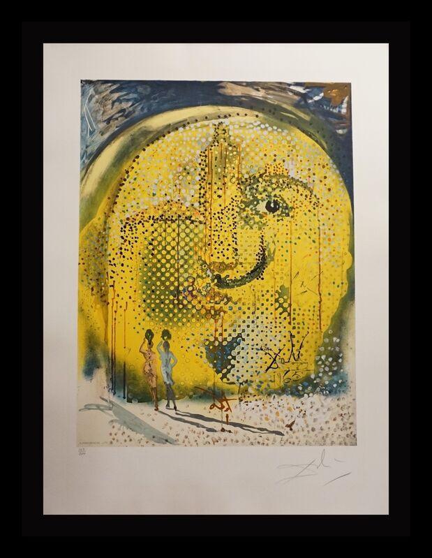 Salvador Dalí, 'Sol Y Dali', 1967, Print, Lithograph, Fine Art Acquisitions Dali