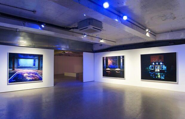 Blindspot Gallery at Art Basel in Hong Kong 2017, installation view