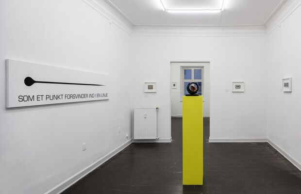 CHRISIAN VIND - SYNOPSIS - for a possible exhibition, installation view