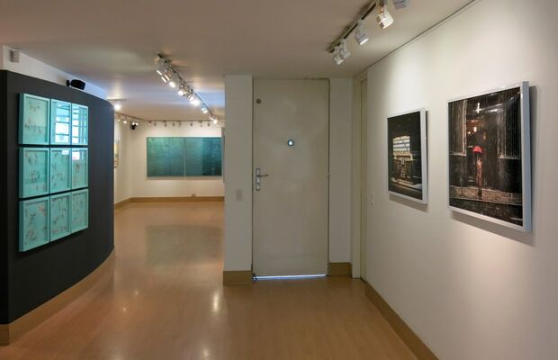Fotográfica 2015: Constructed Photography with Dean West and Mario Arroyave, installation view