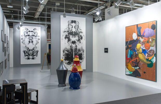 carlier | gebauer at Art Basel 2016, installation view
