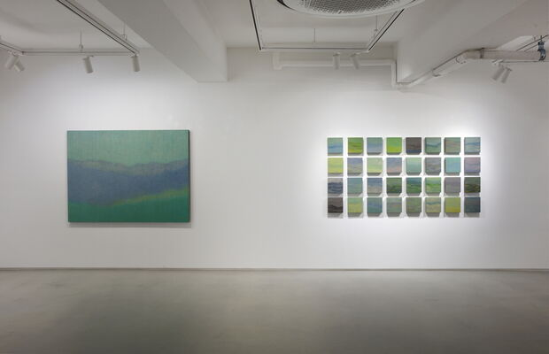 CHAE, RIMM : From a distance, installation view