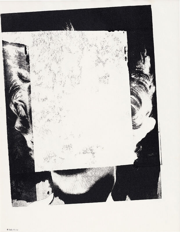 Andy Warhol, 'Untitled (Marilyn)', Drawing, Collage or other Work on Paper, Screenprint on paper, Phillips
