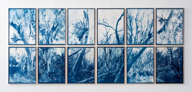 Itamar Freed, 'Dream in Blue', 2019