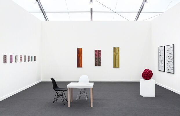Foxy Production at Frieze New York 2016, installation view