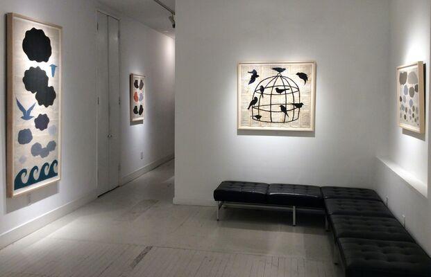 Winter Exhibit, installation view