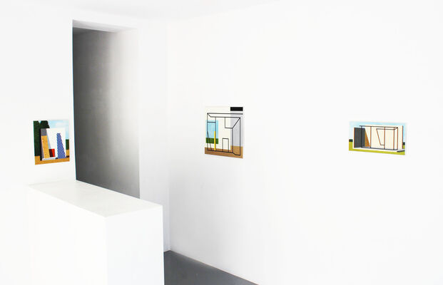 Present Hypotheses, installation view
