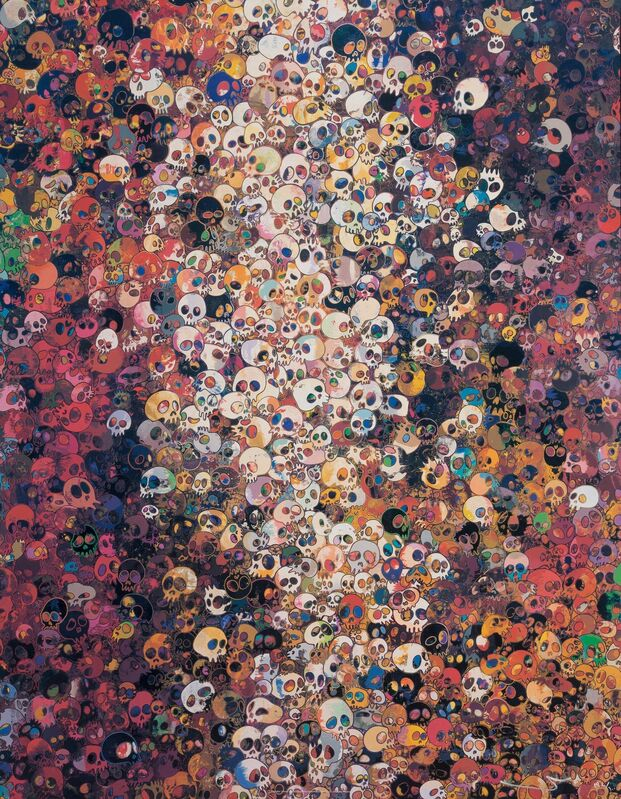 Takashi Murakami, 'I Know Not, I Know', 2010, Print, Digital print in colors on smooth paper, Heritage Auctions