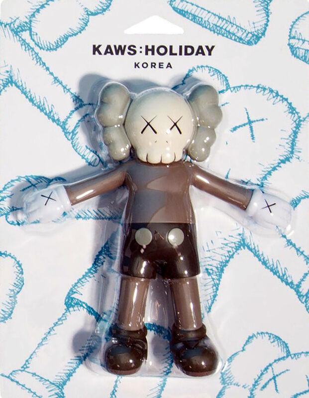 KAWS, 'KAWS Holiday Companion ', 2018, Sculpture, Vinyl Figurine, Lot 180