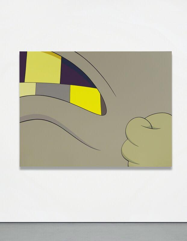 KAWS, 'NYT', 2013, Painting, Acrylic on canvas, Phillips