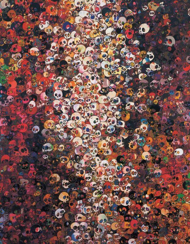 Takashi Murakami, 'I Know Not, I Know ', 2010, Print, Offset print, Lougher Contemporary