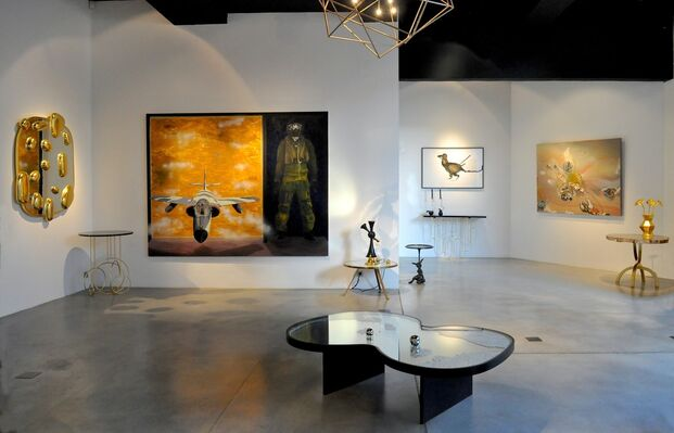 Design and Sculpture, installation view