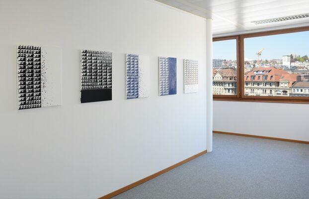 Matt Mignanelli Power Dynamics, installation view