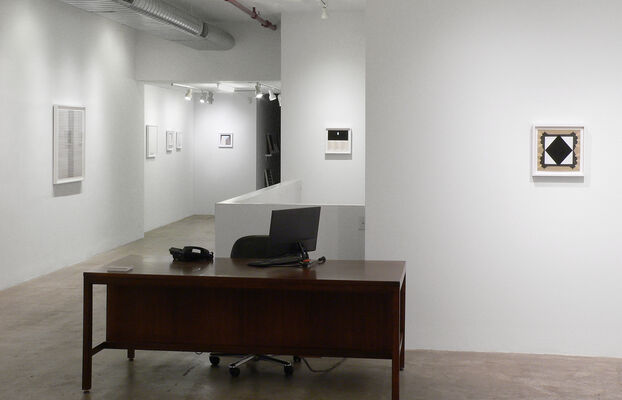 Pete Schulte: Properties of Dust and Smoke, pt. 2, installation view
