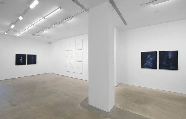 Carrie Mae Weems, installation view