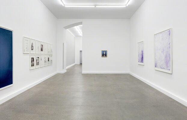 DUO SHOW, installation view