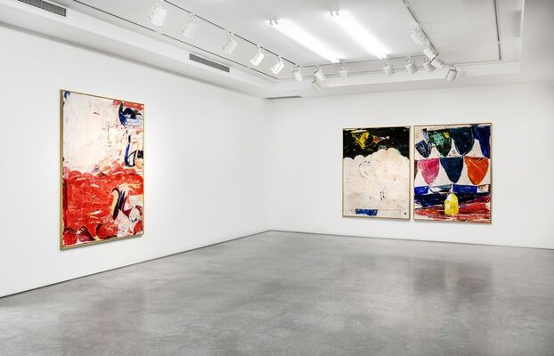 GOMMAAR GILLIAMS | Jenny Kissed Me, installation view