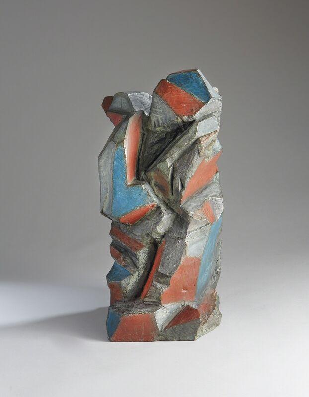 Markus Lüpertz, 'Kopf (Head)', 1981, Sculpture, Musée d'Art Moderne de la Ville de Paris