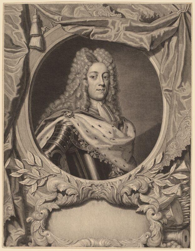 Pieter Stevens van Gunst, 'King George II', Print, Engraving, National Gallery of Art, Washington, D.C.