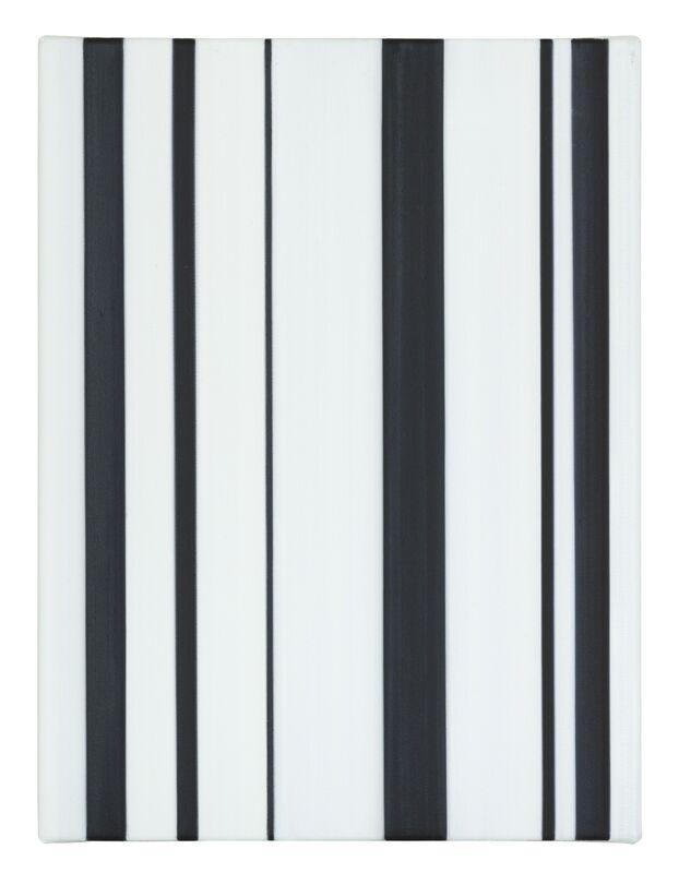 Cornelia Thomsen, 'Stripes Nr.122', 2018, Painting, Oil on canvas, √K Contemporary