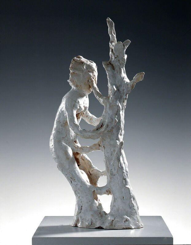 Leiko Ikemura, 'Waldwesen (Tree Figure)', 2006, Sculpture, Terracotta, Rena Bransten Gallery