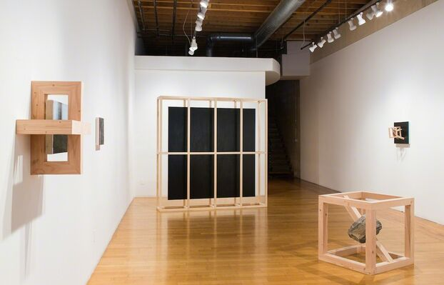 Love Letters to Rocks, installation view