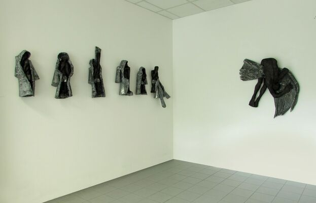 Silent Witness, installation view