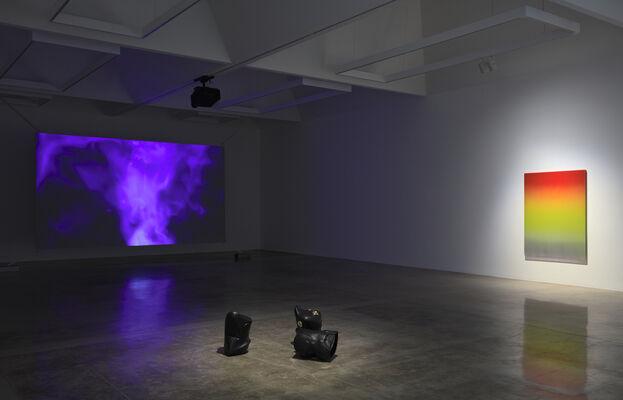 Mika Tajima: PSYCHO GRAPHICS, installation view